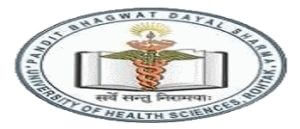 Pandit Bhagwat Dayal Sharma University of Health Sciences
